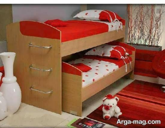 تختخواب دو طبقه شیک