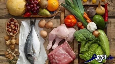 رژیم لاغری با پروتئین بالا