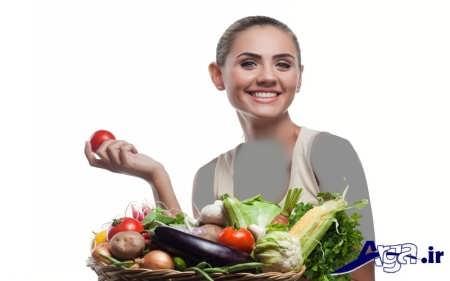 رژیم لاغری عالی پروتئین