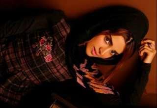 مادر جوان بازیگر زن ایرانی