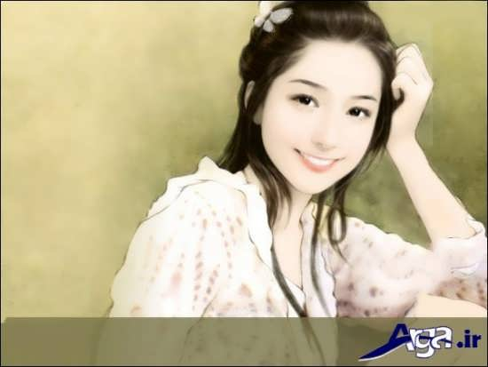 تصاویر جذاب و زیبای دخترانه