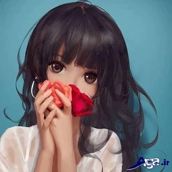 عکس فانتزی دخترانه زیبا برای پروفایل