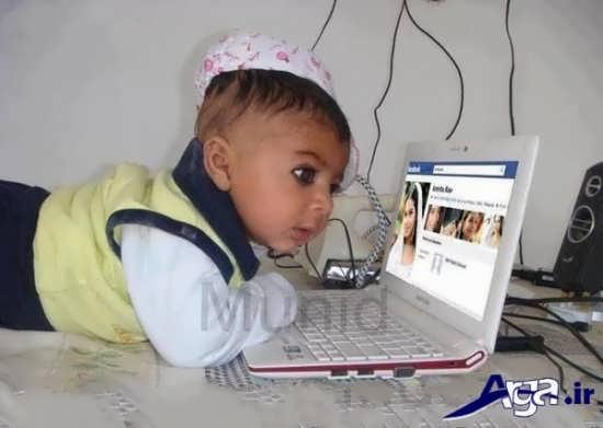 عکس های جالب کودکان