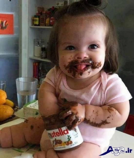 عکس های جالب از کودکان دوست داشتنی