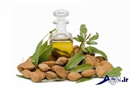 خاصیت های درمانی روغن بادام تلخ