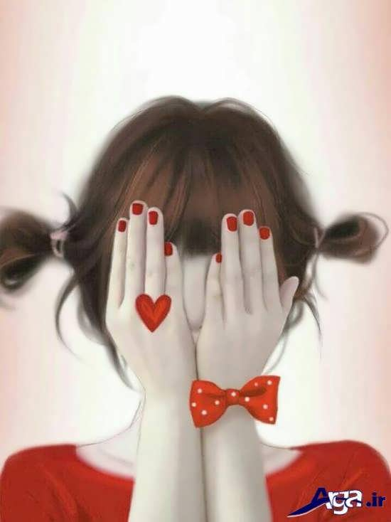 عکس فانتزی دخترانه خفن برای پروفایل