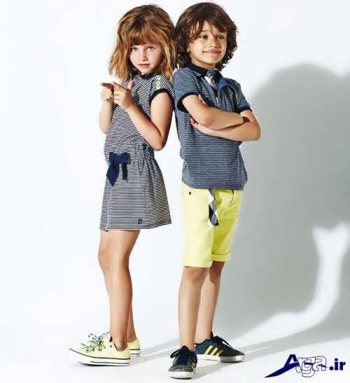 مدل لباس کودک دختر و پسر