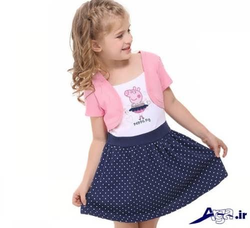 لباس کودک دختر