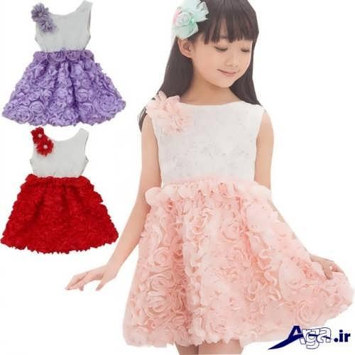 مدل زیبا و جدید لباس کودک