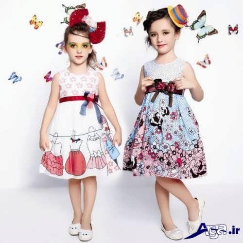 مدل لباس کودک با طرح های فانتزی
