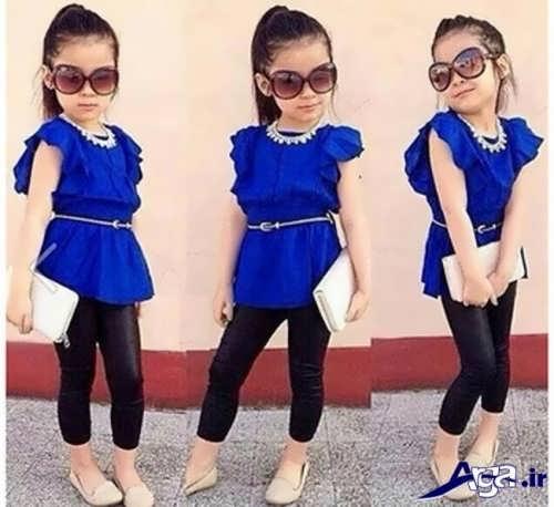 جدیدترین طرح های لباس کودک