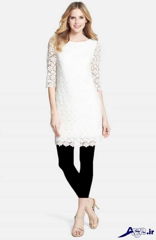مدل لباس کوتاه گیپور