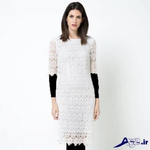 لباس گیپور با طرح های جدید