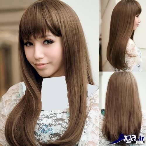 انواع مدل موهای بلند دخترانه و زنانه