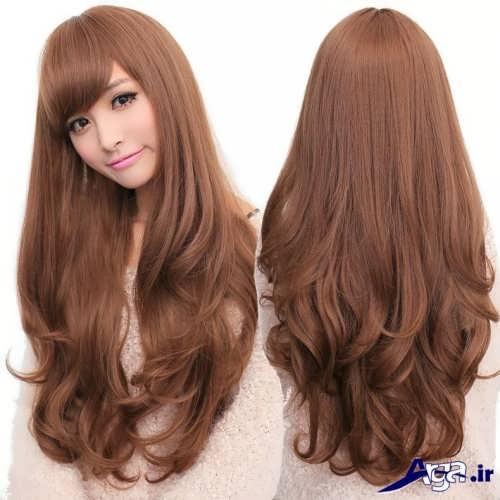 انواع مدل های کوتاهی موی بلند