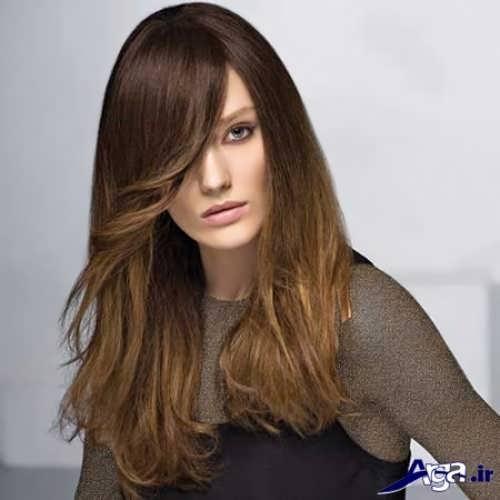 انواع متنوع مدل موی بلند زیبا