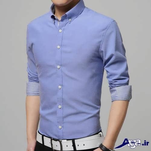 پیراهن پسرانه ساده