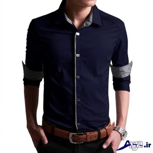 انواع مدل های جدید پیراهن پسرانه