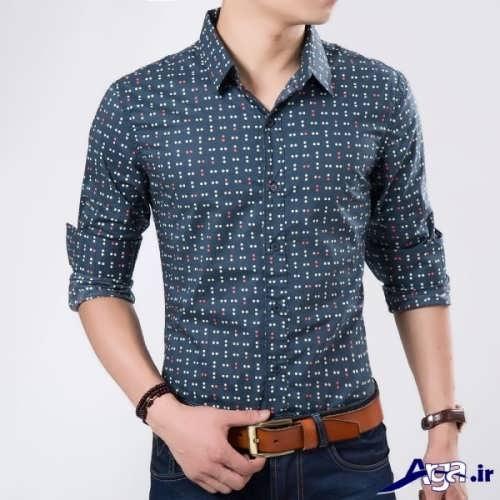 مدل پیراهن چهارخانه پسرانه