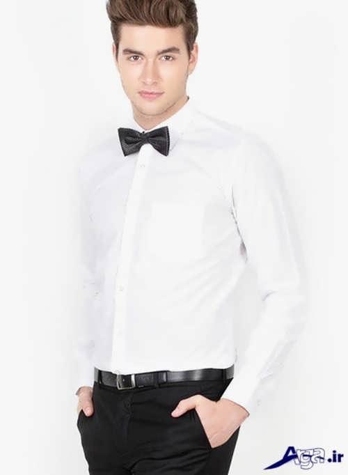 مدل پیراهن پسرانه رسمی