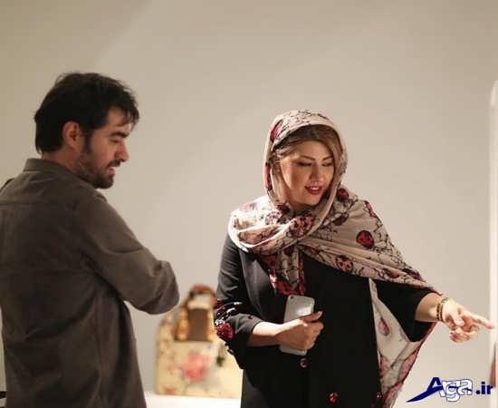ازدواج شهاب حسینی و پریچهر قنبری