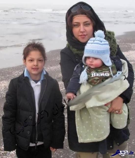 پریچهر قنبری همسر شهاب حسینی