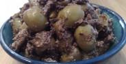 shor olives recipe