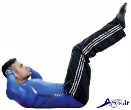 ورزش و حرکات جدید لاغری