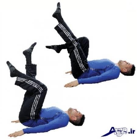 حرکت ورزشی برای لاغری