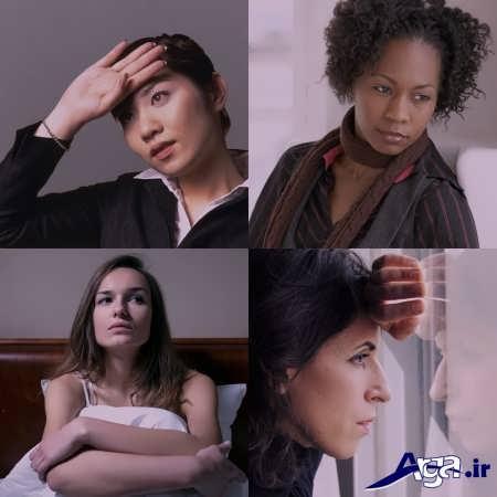 علائم و نشانه های یائسگی در زنان