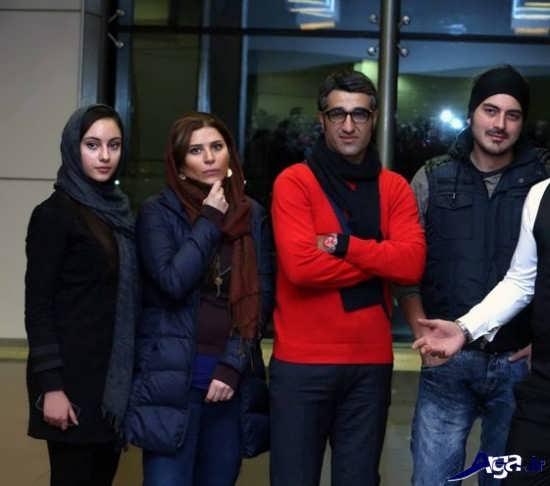ترلان پروانه و سحر دولتشاهی
