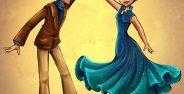 عکس های انیمیشنی عاشقانه