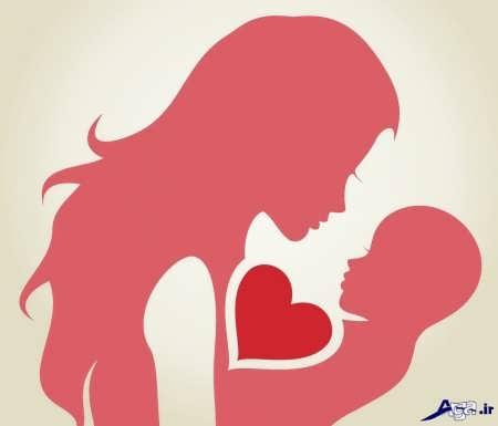 جملات دلنشین درباره مادر