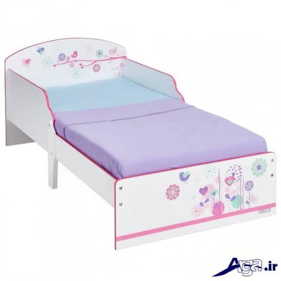 مدل تخت خواب دخترانه