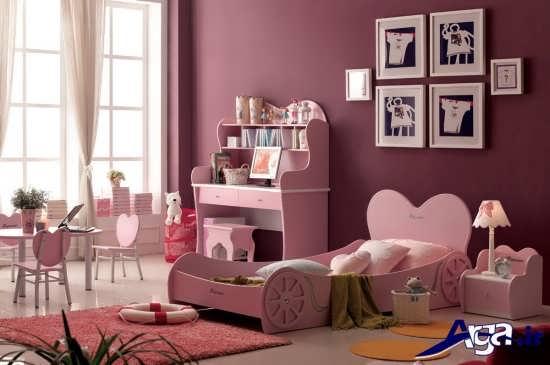 مدل اتاق دخترانه
