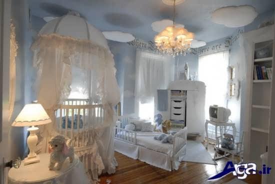 دکوراسیون اتاق کودک دختر