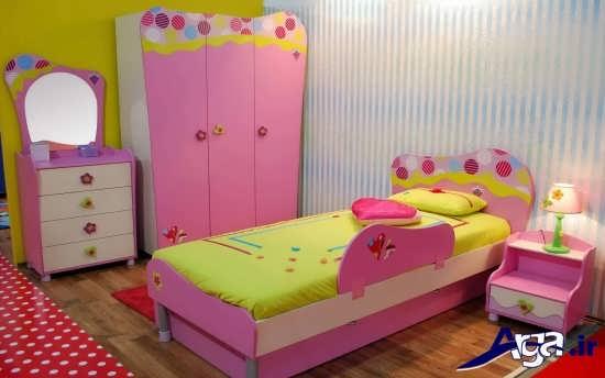 مدل اتاق خواب دخترانه کودک