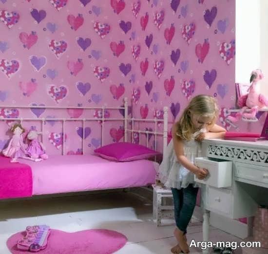 مدل کاغذ دیوار برای اتاق خواب