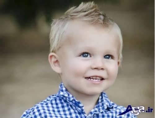مدل موهای زیبا برای بچه ها