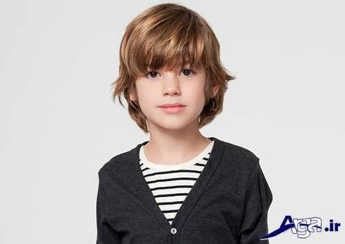 مدل موی زیبا و ایده آل برای پسر بچه ها
