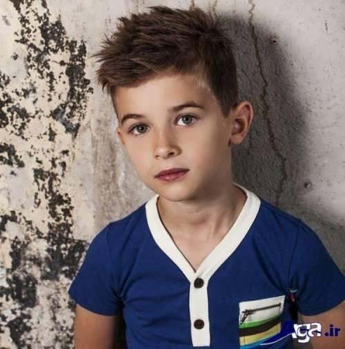 مدل موی پسر بچه زیبا