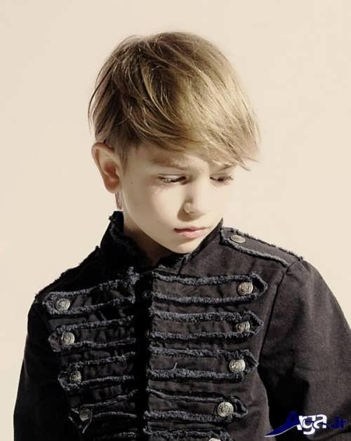 مدل موی جدید برای پسر بچه ها
