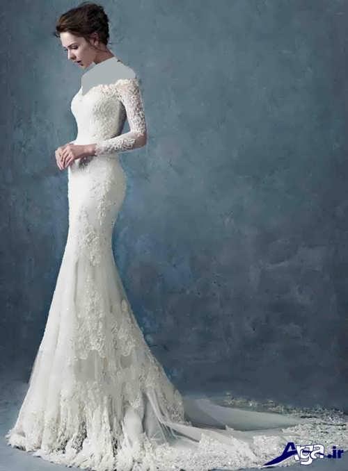 زیباترین نمونه های لباس عروس