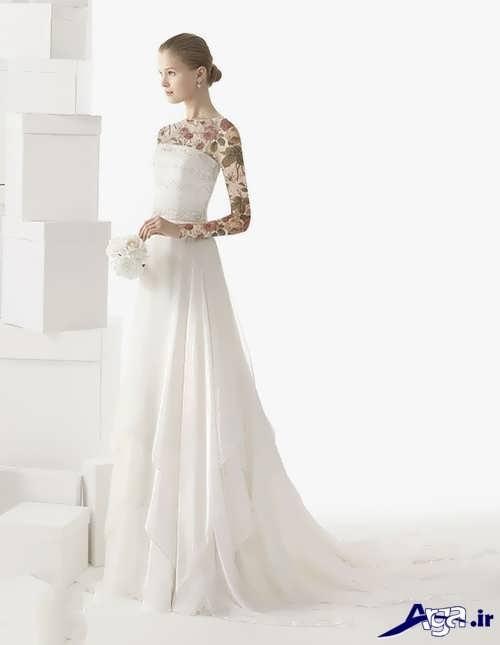 مدل لباس عروس ترک زیبا