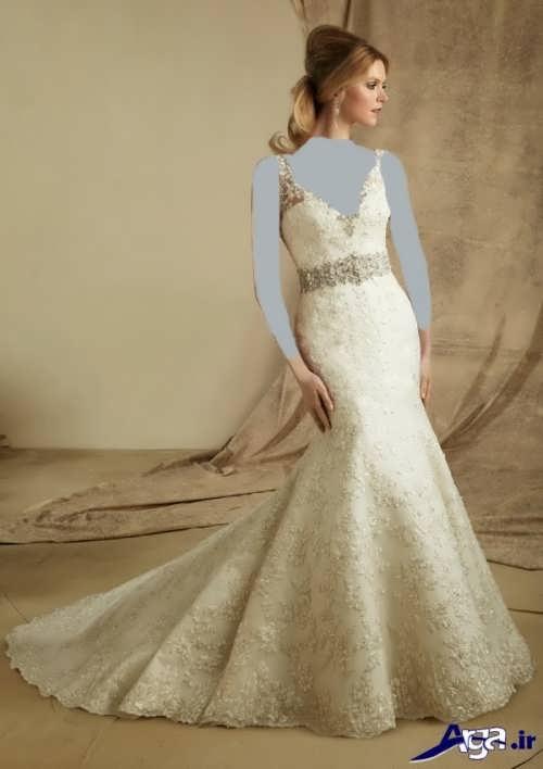 لباس عروس های زیبا ترک