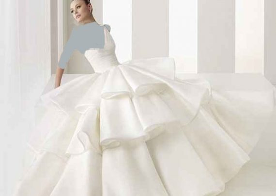 مدل لباس عروس ترک شیک و زیبا