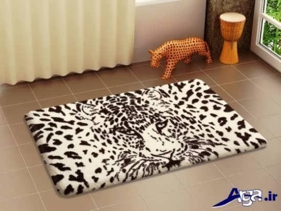طرح های زیبا فرش فانتزی