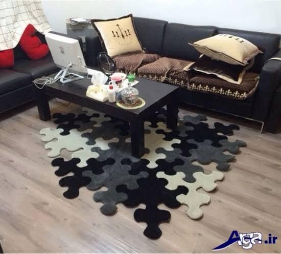 فرش فانتزی پازلی