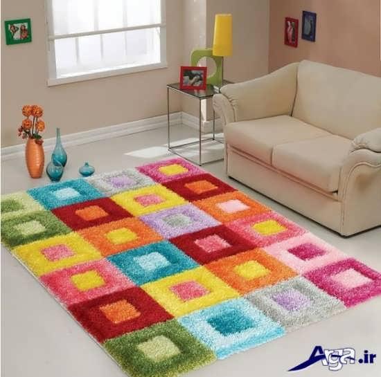فرش های فانتزی زیبا و شیک