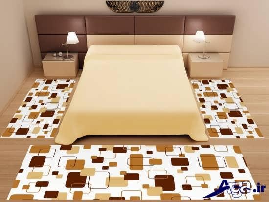 فرش پازلی فانتزی برای اتاق خواب